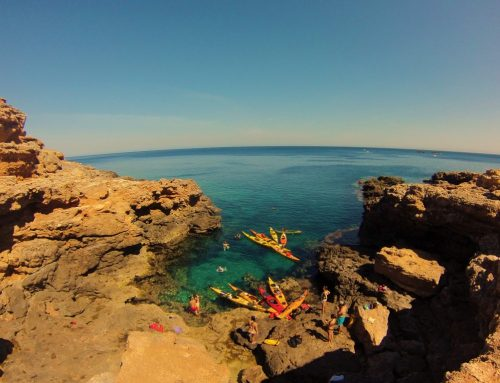 North Ibiza Kayak Excursion